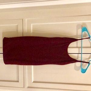 Naked wardrobe cozy dress